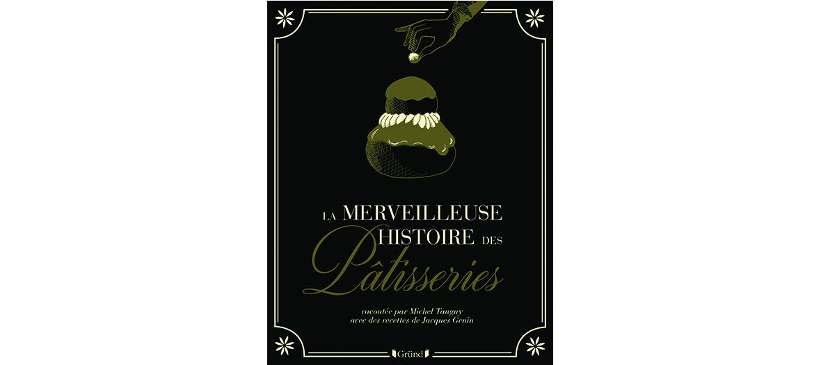 Livre de recettes de Jacques Genin Editions Grund