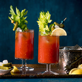 Recette Bloody Mary Cocktail