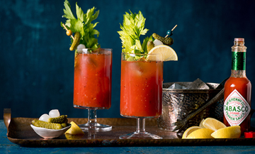 How to make a Spicy Bloody Mary ?