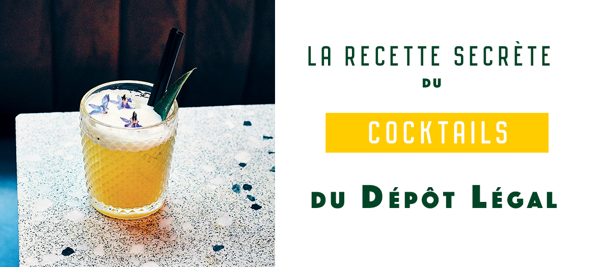 Cocktail Dream Team De Christophe Adam