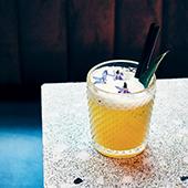 Recette du cocktail du Depot legal de Christophe Adam