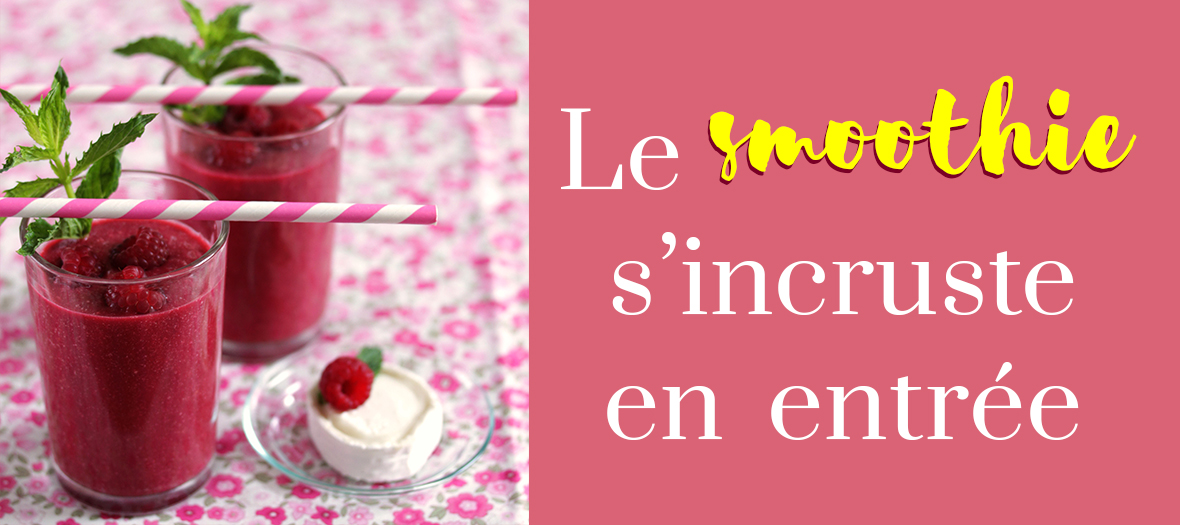 Recette Smoothie Sale Betterave