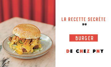 The recipe for the best burger in Paris
