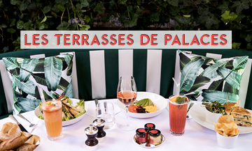 Les terrasses les plus chics de Paris
