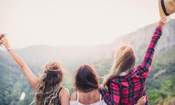 Avec quelle(s) copine(s) pouvez-vous partir en vacances ?