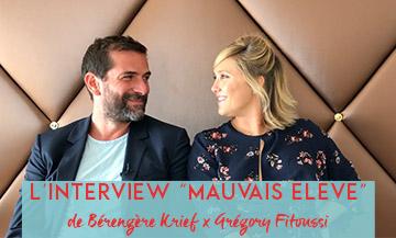 Bérangère Krief et Grégory Fitoussi : l'interview