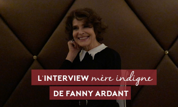 Fanny Ardant Interview