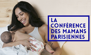 """Working-mums"" talks in the Marais"