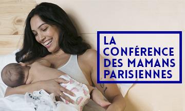 """Des talk """"working-mums"""" dans le Marais"""