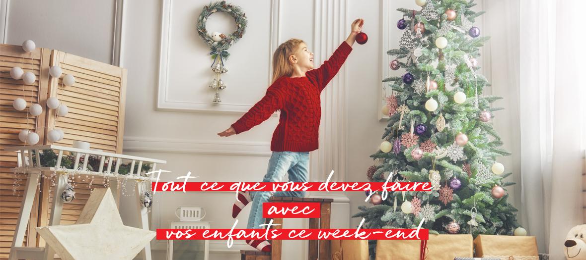Activités pour les enfants Noel 2018