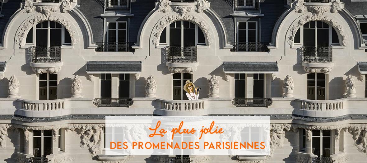 Promenade parisienne 6 adresses