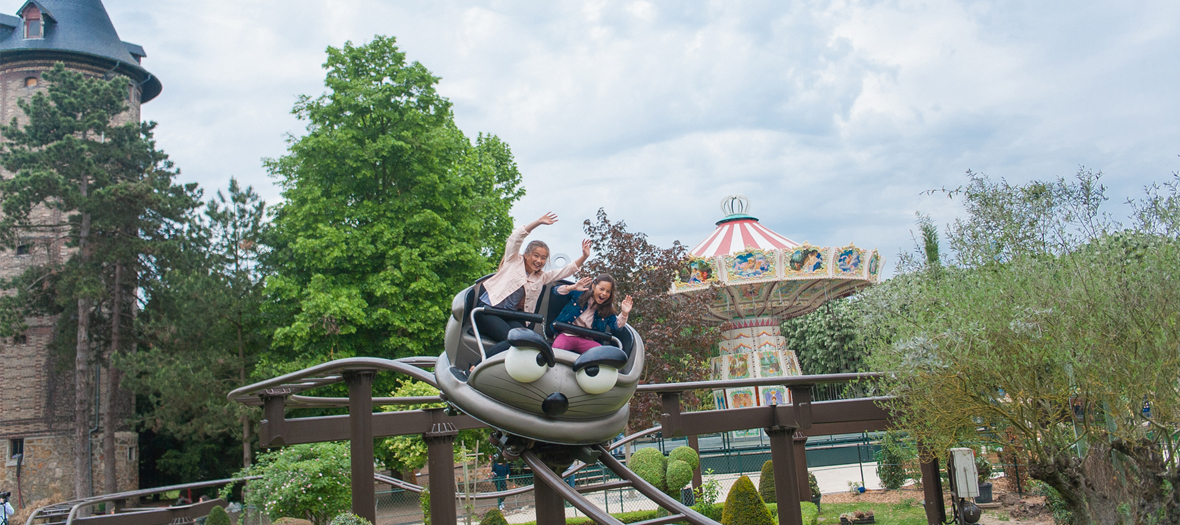 Le jardin d acclimatation is opening after its renovation - Musee en herbe jardin d acclimatation ...