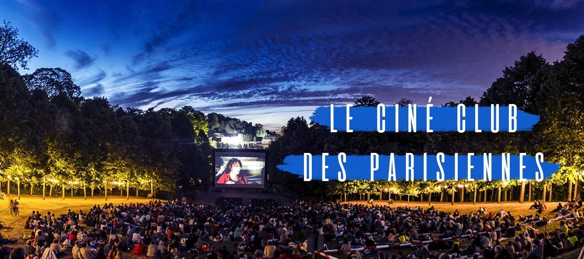 Ciné en plein air au Domaine de Saint-Cloud
