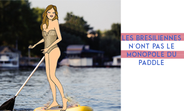 Saturday: Parisiennes will paddle on the Seine