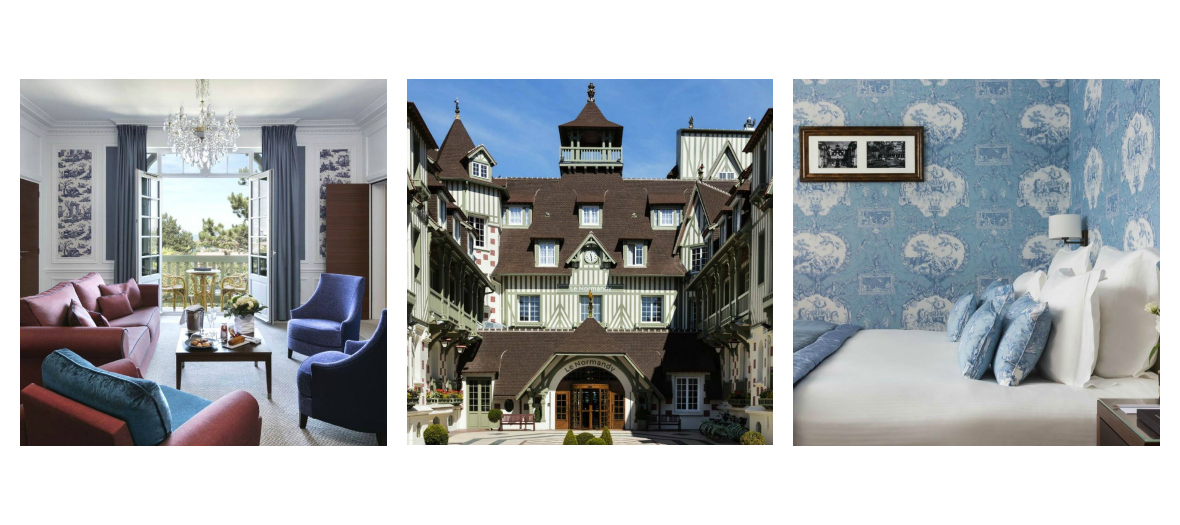 L'Hôtel du Golf et Hôtel Normandy