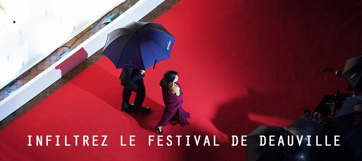 Festival Deauville 2018