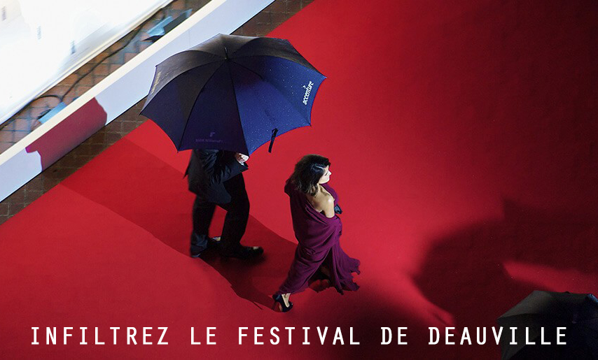How to get your pass for the Deauville Festival?