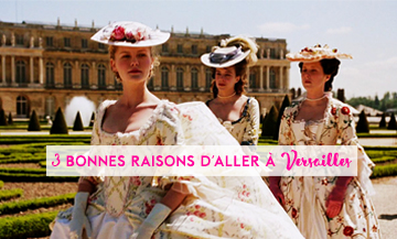 3 good reasons to go to the Château de Versailles