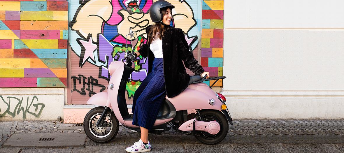 3 bonnes raisons de se mettre au scooter électrique