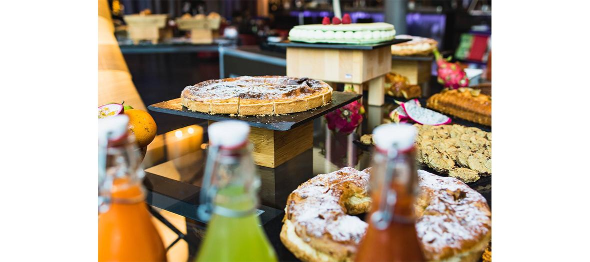 Cakes, Cookies, Gateau Paris Brest, des pains, des confitures, des chutneys