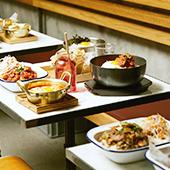 Korean restaurant in Paris