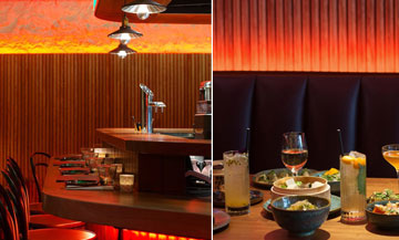 Steam bar : le glam' made in honk kong