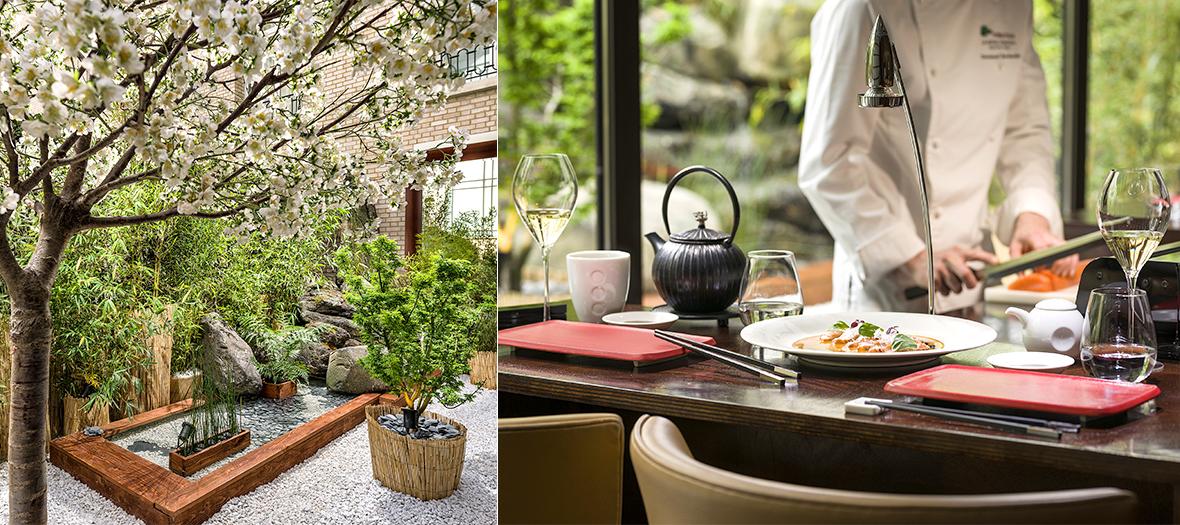 Le Royal Monceau Restaurant Japonais