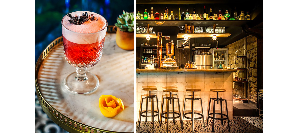 Bar à cocktail dans le 1e arrondissement
