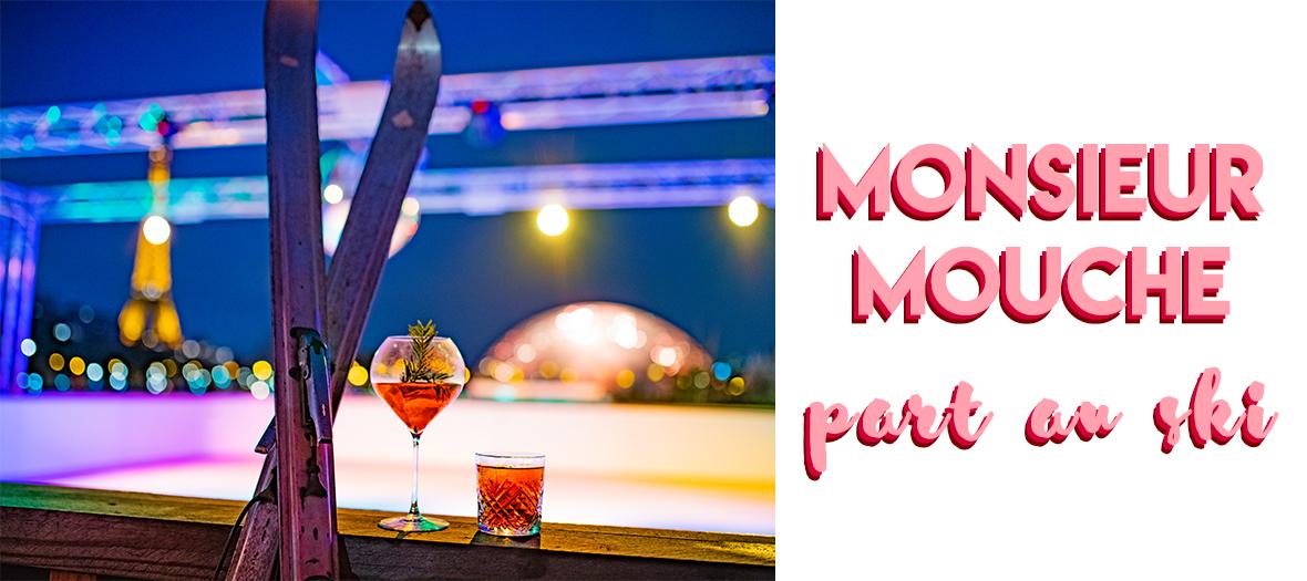 Hors Pistes Bateaux Mouches Patinoire Bar