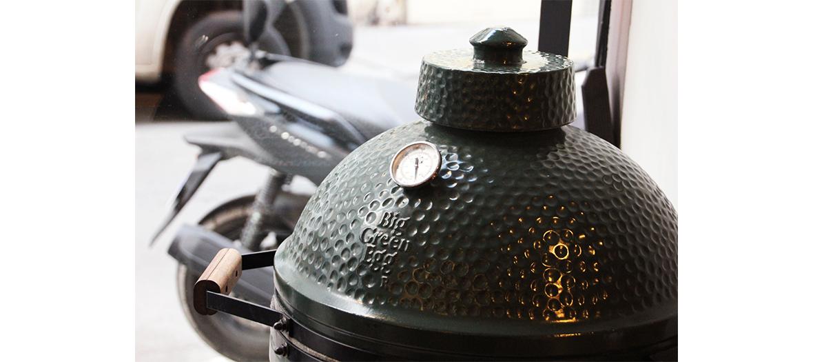 Soirées barbecue avec le Big Green Egg