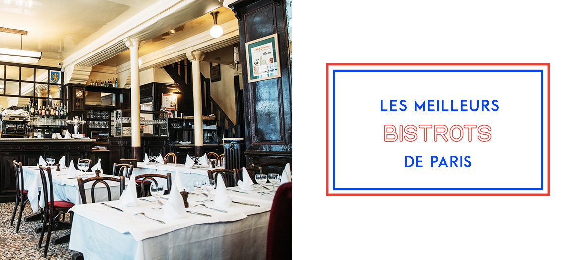 Top 10 des bistrots à Paris