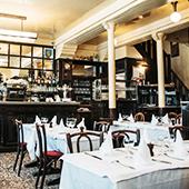 Top 10 bistros in Paris