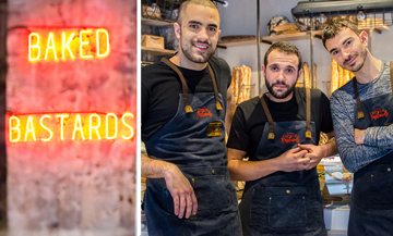The French Bastards: The most SWAG bakery in Paris