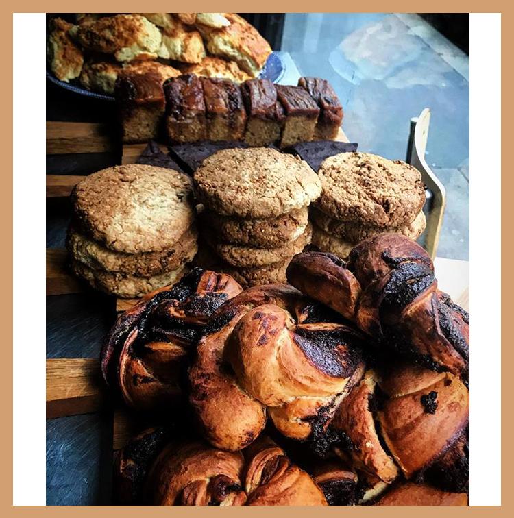 Babka de la boulangerie La Bête Noire