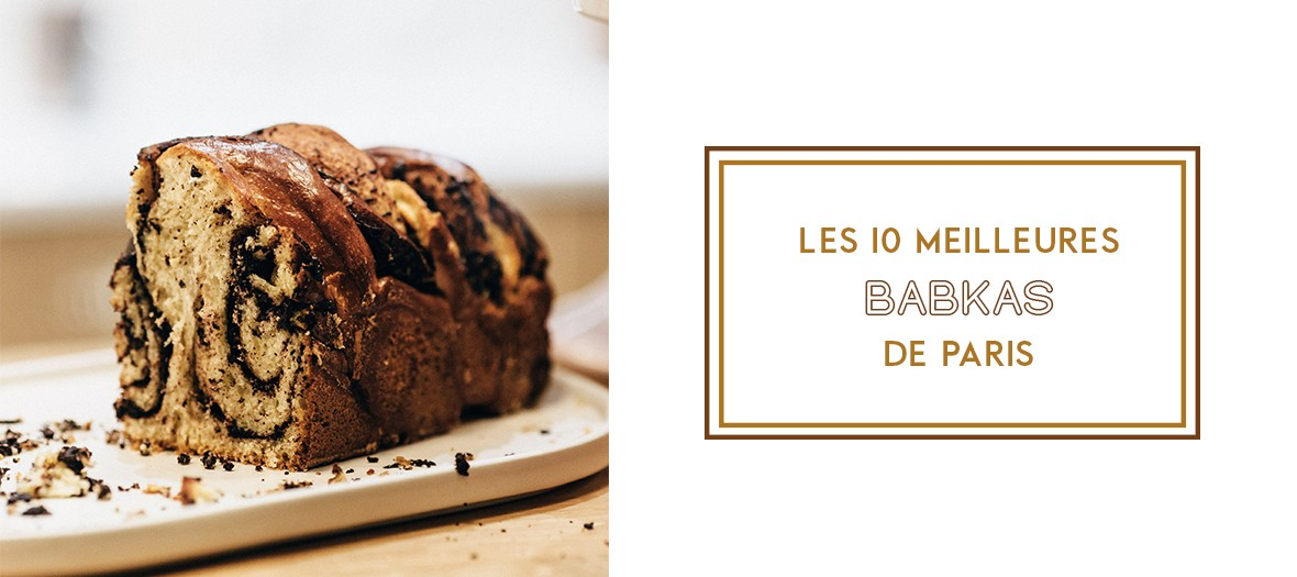 Boulangerie Babka Paris