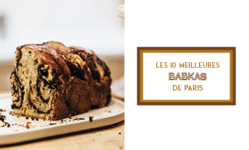 Babka: the must-test star brioche