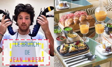A very trendy brunch at 21 Blanche