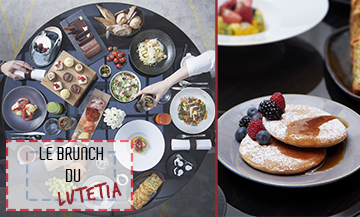 We tested the new brunch of the Lutetia