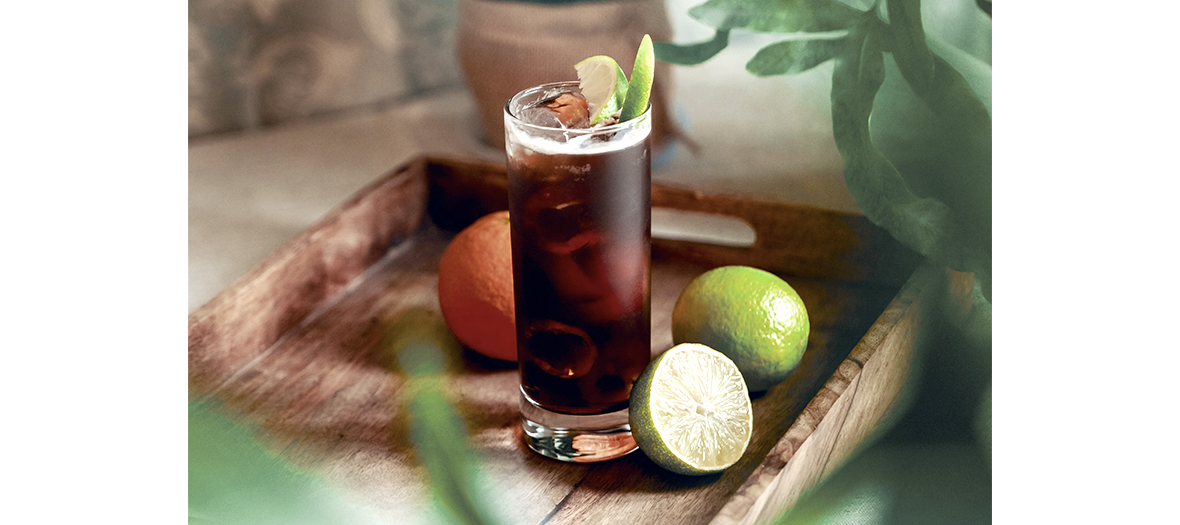 Cocktails anti-hangover rhum, café, ginseng