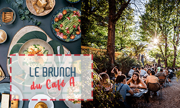 Brunch healthy en terrasse