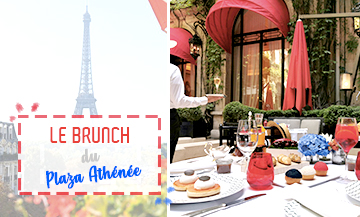 Brunch Du Plaza Athenee