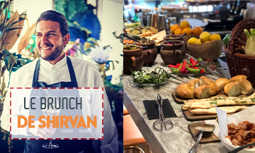 Akrame launches a hair rising brunch