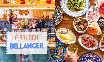 A comfy Sunday brunch at Brasserie Bellanger