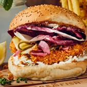 Pere Et Fish Burger