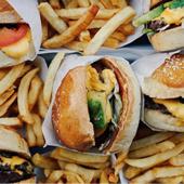 Restaurant de burger classique