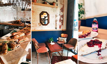 Borough: the most stylish café in Clichy
