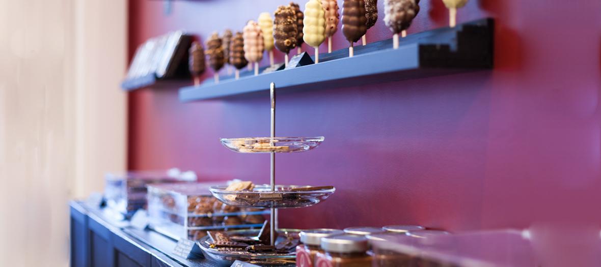 La Mutinerie Chocolaterie healthy de Luc Baudin et Léa Veves