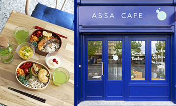 Assa Cafe Coffee Shop Japonais
