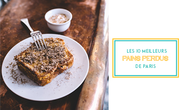 Where to eat the best French toast in Paris?