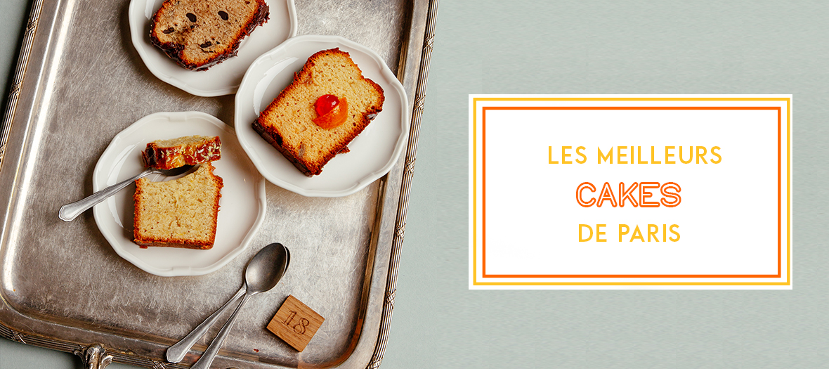 Meilleurs Cakes Paris 2019